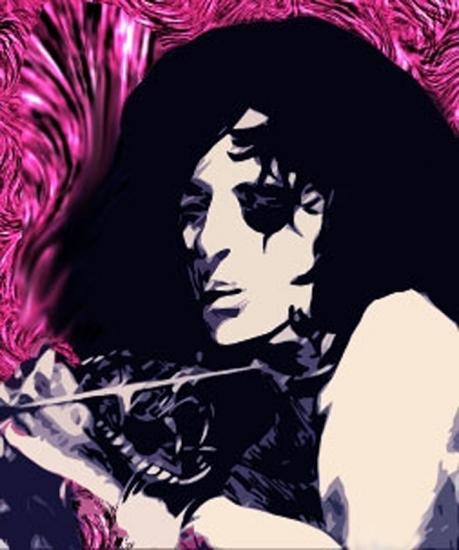 Alice Cooper by Artemesia